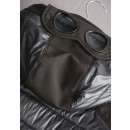 006C Goggle Jacket in Black