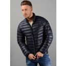 05CM0M015A Lens Puffer Jacket In Navy