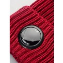 07CMA215A Lens Beanie In Red