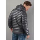 09CMOW065A DD Shell Padded Lens Jacket in Grey