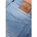 116633 Rumer Hipster Jeans in Light Wash