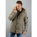 42936 Jacket In Olive