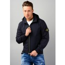 43427 Soft Shell Jacket In Navy