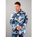 5OU364 Reversible jacket in Navy