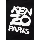 5TS018 Paris T-Shirt in Black