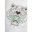 5TS020 Tiger T-Shirt in White