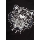 5TS050 Tiger T-Shirt in Black & White