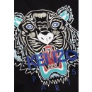 5TS050 Tiger T-Shirt in Black