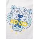 5TS050-4YA Tiger T-Shirt in White