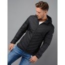 6YPB09 Padded Jacket In Black