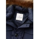 Augert Parka in Navy