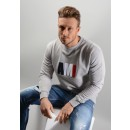 BSRJ001 Sweatshirt in Grey