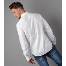 C-Buster Long Sleeved Shirt in White