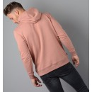 Core Pullover Hoody in Dusted Peach