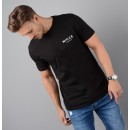 CTS05 Chest Logo T-Shirt in Black