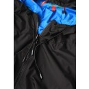 5BL151 Reversible Jacket in Black