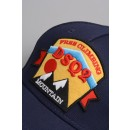 Free Climbing DSQ2 4007/05C Cap in Navy - One size