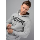 Fresh Couture Fitted Hoodie in Grey