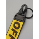 Industrial Key Chain In Yellow