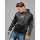 M01HD12 Ela Tech Hoodie in Grey