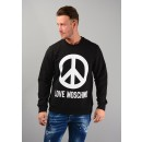 M647039E029 Sweatshirt In Black