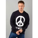 M647039E2090 Sweatshirt in Navy