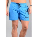 Octopus Swim Shorts in Blue