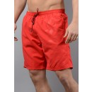 Orca Swim Shorts in Red