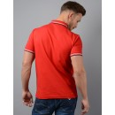 Paul Polo Shirt In Red