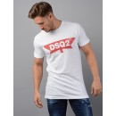 S71GD0596 Dsq2 T-Shirt in White