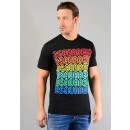 S71GD0876 T-Shirt in Black