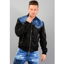S74AM0869 Jacket In Black