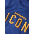 S74GD0305 Icon T-Shirt In Blue