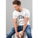 S74GD0305 Icon T-Shirt In White