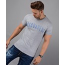 S74GD0308 Dan T-Shirt in Grey