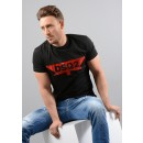 S74GD0357 Mens Dsq2 T-Shirt in Black