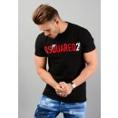 S74GD0479 T-Shirt In Black
