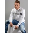 S74GU0306 Sweatshirt In White