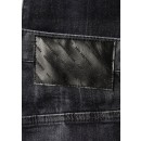S74LB0738 Super twinky fit Jean in Black