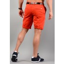 Schino Chino Short In Red