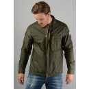See Jacket in Green