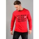 SH13279 Sweatshirt In Red