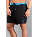 Starfish Swim Short in Black