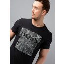 Tarit1 T-Shirt in Black