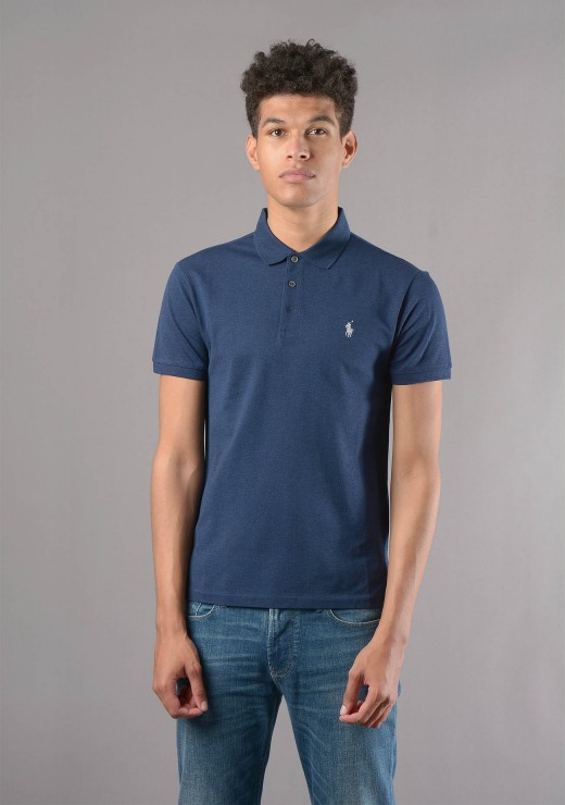 PREMIUM BRANDS - 5130 Polo in Navy