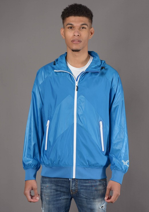 JACKETS - 5BL151 Sport Windbreaker Jacket in Blue