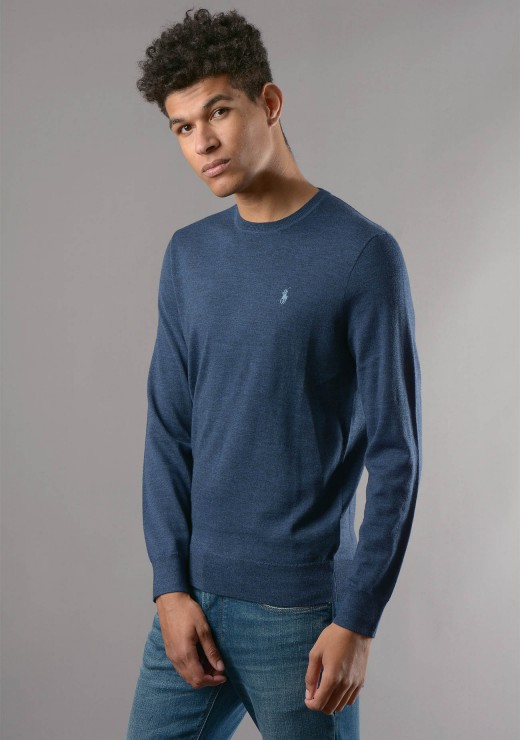 6013 Knit in Blue