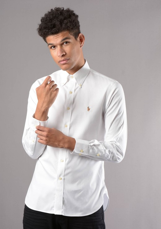 SHIRTS - 7002 Shirt in White
