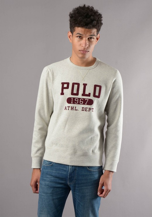 SWEATSHIRTS - 8002 Sweatshirt in Grey
