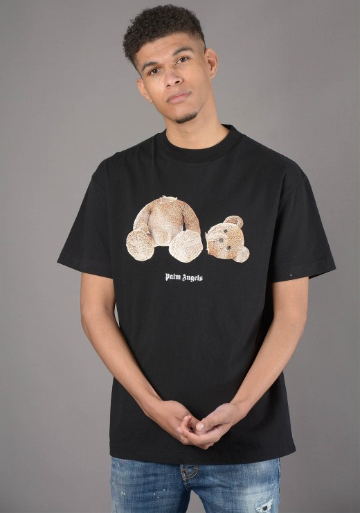 T-SHIRTS - Teddy T-Shirt In Black